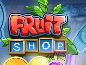 Fruit Shop Enarmad Bandit