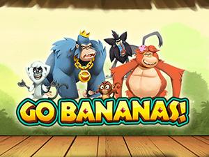 Go Bananas Enarmad Bandit