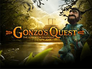 Gonzos Quest Enarmad Bandit