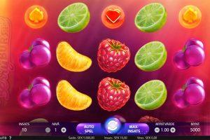 Spela Berryburst nu på Videoslots!