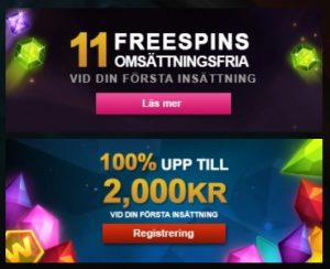 Spela framtidens casinospel hos Videoslots Casino!