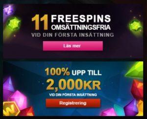 Spela ansvarsfullt hos Videoslots Casino!