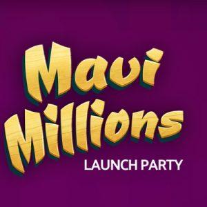 Vinn upp till 4100x gånger insats i Maui Millions!